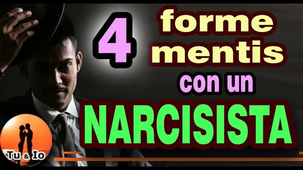 narcisista forme mentis