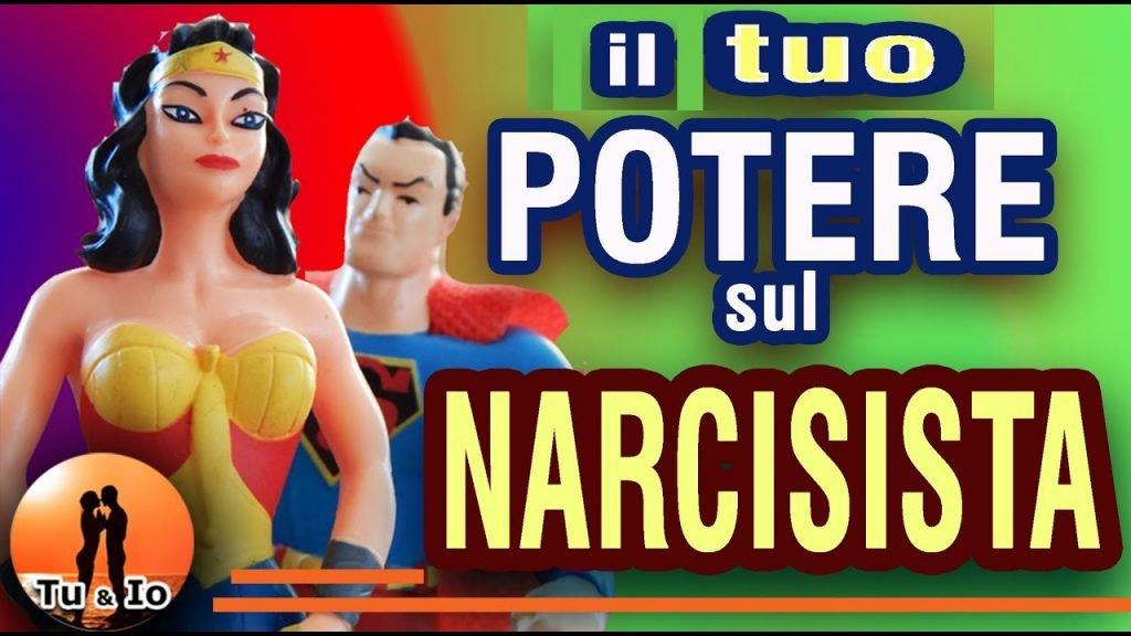 potere sul narcisista