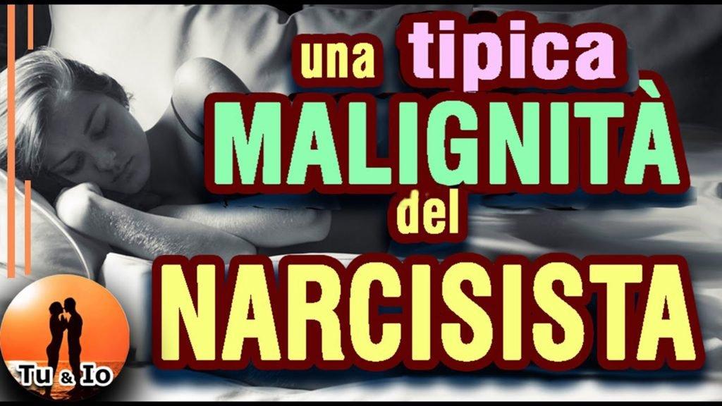 narcisista malignita