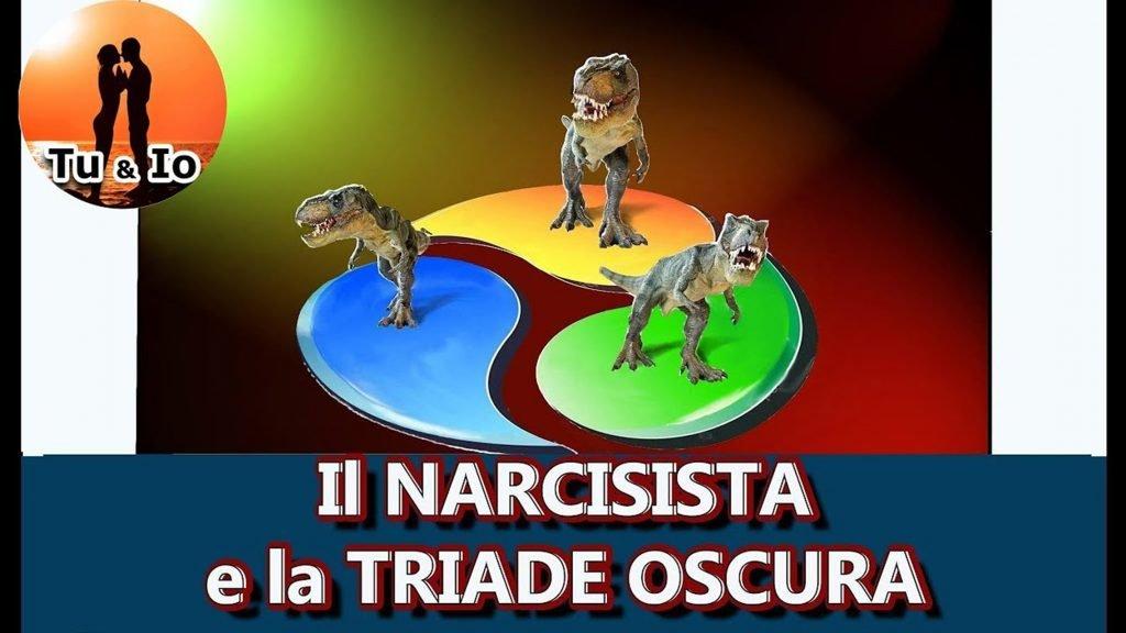 narcisista e triade oscura